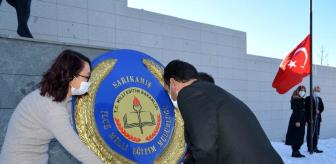 Kars: Sarıkamış'ta Öğretmenler Günü törenle kutlandı
