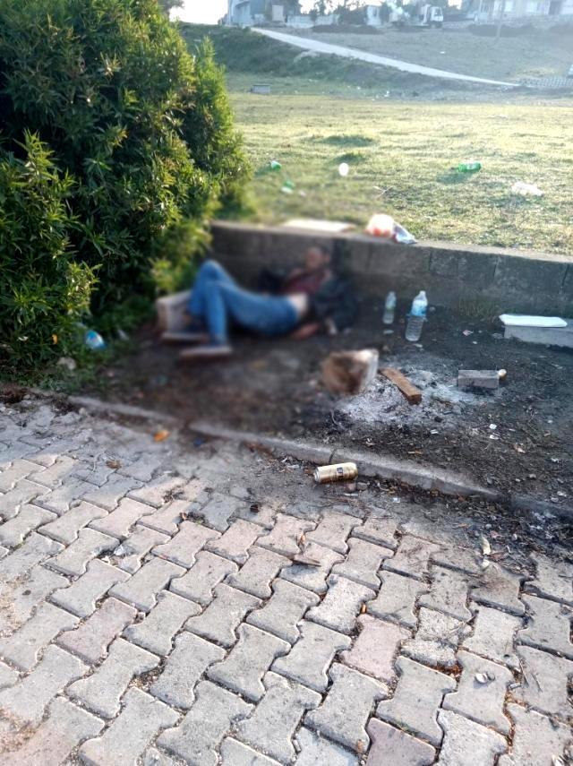 Sokaklarda yaşayan adam ölü olarak bulundu