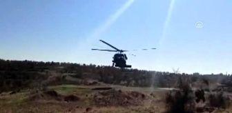 Mardin: Üç teröristin etkisiz hale getirildiği operasyonda silah, patlayıcı ve mühimmat ele geçirildi