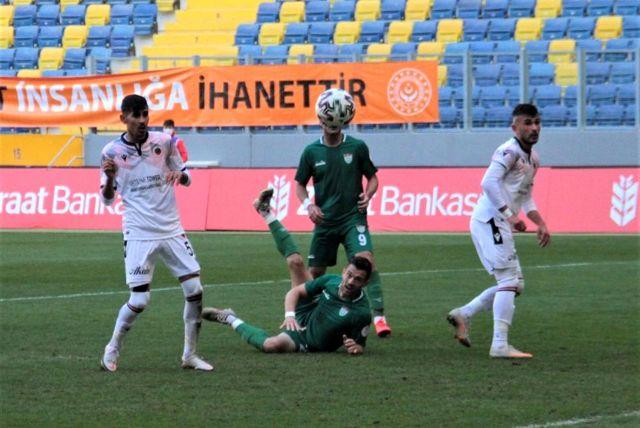 Ziraat Türkiye Kupası 4. Tur: Gençlerbirliği: 1 Kırşehir Belediye Spor: 0