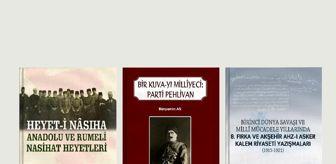 Osmanlı Devleti: Atatürk Araştırma Merkezi Yayınlarına 3 yeni eser daha eklendi