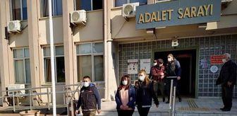 Ceza: Aydın'da iki sevgiliye narkotik baskını