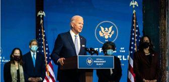 Hillary Clinton: Biden: Beyaz Saray geçiş süreci konusunda samimi şekilde işbirliği yapıyor