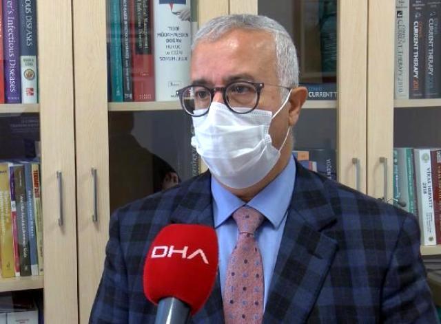 Çin aşısı ve Alman aşısı çalışmalarına katılan Prof. Dr. Tabak: Çin aşısından olacağım, güvenmesem olmazdım