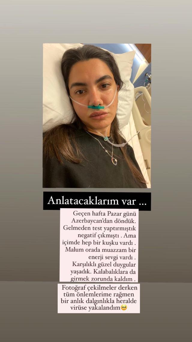 CNN Türk muhabiri Fulya Öztürk, koronavirüse yakalandı