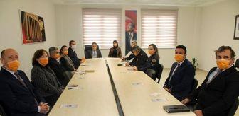 Tekirdağ: Son dakika! Ergene'de kadına yönelik şiddetle mücadele toplantısı