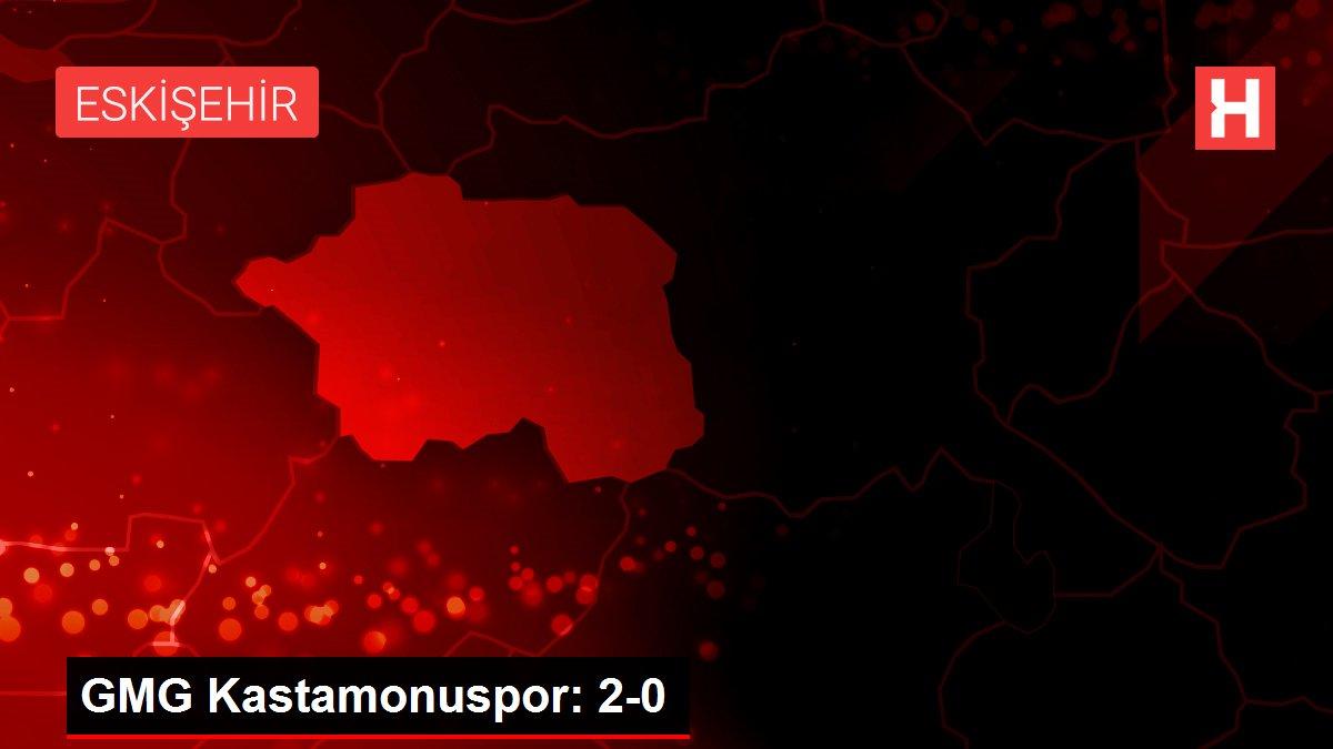 GMG Kastamonuspor: 2-0