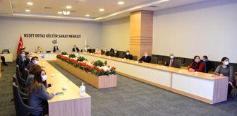Kırşehir: Kırşehir'de, Kadına Yönelik Şiddetle Mücadele Toplantısı yapıldı