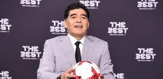 Internazionale: Maradona kimdir? Diego Armando Maradona kaç yaşındaydı?