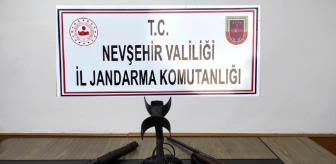 Derinkuyu: Nevşehir'de define avcılarına suçüstü: 8 gözaltı