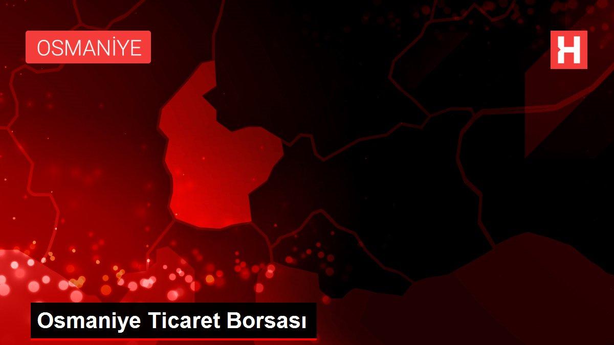 Osmaniye Ticaret Borsası