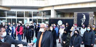 Zonguldak: Posbıyık'tan 'Kadına şiddete hayır' etkinliği