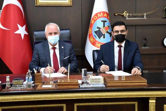 Toplu iş sözleşmesi Soma Belediyesi işçilerini sevindirdi