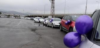 Trabzon: Trabzon'da şiddete karşı 'keşanlı kadınlar' direksiyonda