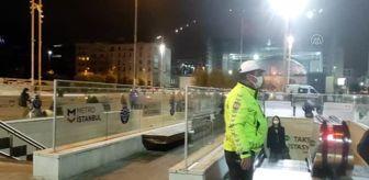İstanbul: Yenikapı-Hacıosman metro seferinde aksama