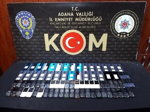 Son dakika haberleri | Adana'da kaçakçılık operasyonu