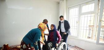Kalp: Son dakika haberi | Elif teyze, çok istediği tekerlekli sandalyesine kavuştu