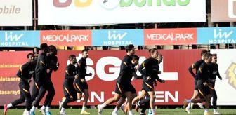 Rize: Galatasaray taktik çalıştı