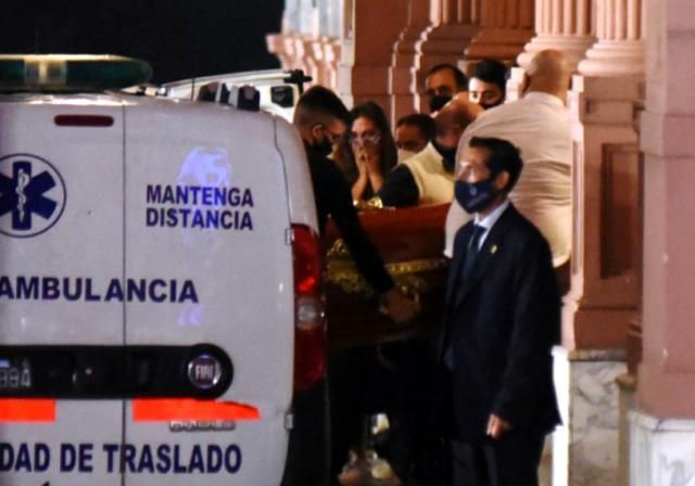 Hayatını kaybeden Maradona'nın ölmeden önceki son sözleri ortaya çıktı