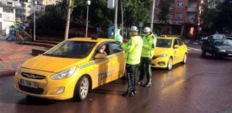 İstanbul: İstanbul'a 6 bin yeni taksi teklifi 3'üncü kez reddedildi