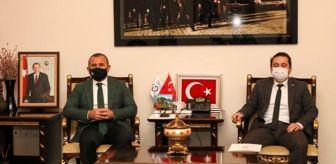 Türk Kızılayı: Vali Sonel'den vatandaşlara 'Kan bağışı yapın' çağrısı