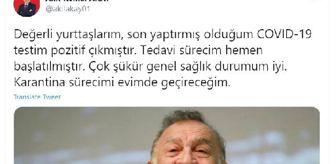 Akif Kemal Akay: Son dakika gündem: Seyhan Belediye Başkanı Akay'ın, koronavirüs testi pozitif çıktı