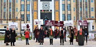 Mehmet Bakır: Tuşba Belediyesinden 'Kadına Yönelik Şiddete Karşı Uluslararası Mücadele Günü' etkinliği