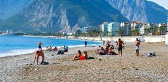 Antalya: Antalya'da yazdan kalma günler