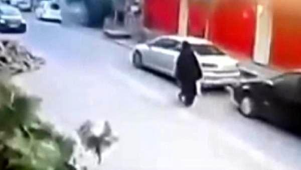 Avcılar'da ölü bebeği çöpe bırakan kadın yakalandı; O anlar kamerada