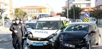 Karaman: Son dakika: Cezaevinde isyan alarmına giden polis ekibi kaza yaptı