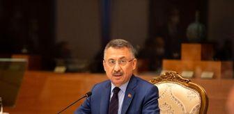 Diyarbakır: Son dakika haber | Cumhurbaşkanı Yardımcısı Fuat Oktay'dan önemli açıklamalar