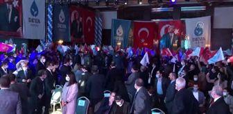 Konya: DEVA Partisi Genel Başkanı Babacan partisinin Konya kongresine katıldı
