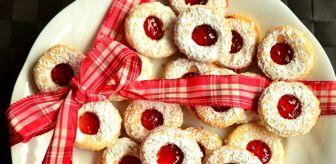 Elmalı: Elmalı kurabiye tarifi, nasıl yapılır? Elmalı kurabiye şekilleri