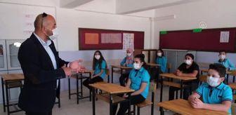 Kırklareli: Haber kameramanları köy okullarındaki öğrencilere mesleklerini anlattı