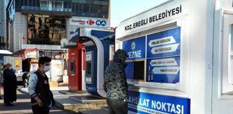 Zonguldak: Hafta sonu Belediye vezneleri açık