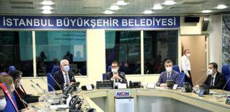 Yürütülen Operasyon: İstanbul'da kış hazırlıkları... 1351 araç - iş makinesi ve 7031 personel görev yapacak
