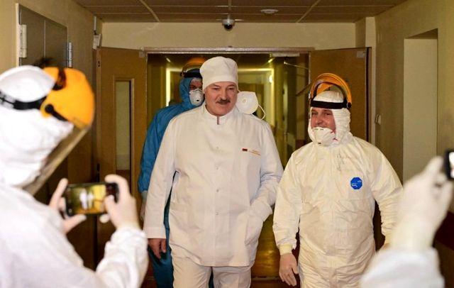 Lukaşenko: