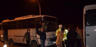 Kayseri: Malatya'da viyadükte zincirleme kaza: 4 yaralı