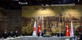 Maliye Bakanı: Reform görüşmelerinin ilk toplantısı sona erdi
