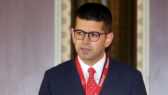 Son Dakika: Berat Albayrak, Türkiye Varlık Fonu'ndaki görevinden istifa etti