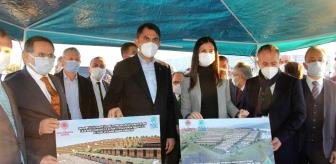 Atakum: Bakan Kurum, Türkiye'nin en büyük sanayi dönüşümlerinden biri olacak alanı inceledi