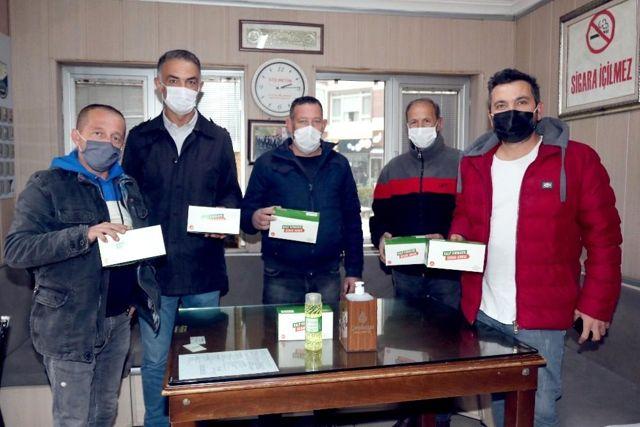 Çankaya Belediyesinden vatandaşlara pandemi desteği