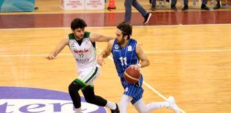 Aydın: Erkekler Basketbol 1. Ligi: Budo Gemlik: 76 Kocaeli Büyükşehir Belediyesi Kağıtspor: 97