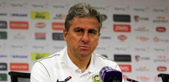 Gaziantep: Gabriel Margarti: 'Son 30 saniyede gelen gol bizi çok kızdırdı ve üzdü'