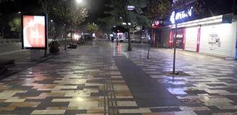 Şanlıurfa: Gaziantep, Şanlıurfa, Malatya, Kahramanmaraş, Adıyaman ve Kilis'te sokağa çıkma kısıtlamasına uyuldu