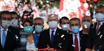 Antalya: Kılıçdaroğlu: 'Türkiye'mizi yeniden demokratik ve bağımsız bir ülke yapacağız'