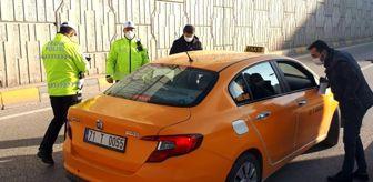 Kırıkkale: Kırıkkale'de korona virüs denetimleri