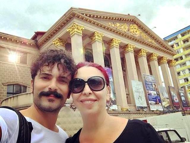 Kırmızı Oda'da rol alan Sema Keçik'in 2 yıl önce aşk yaşadığı 30 yaşındaki sevgilisi yeniden gündem oldu