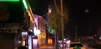 Zonguldak: Son dakika haberi... KARABÜK/BOLU - Kovid-19 tedbirleri kapsamında sokağa çıkma kısıtlaması