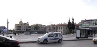 Malatya: Son dakika haber! Kovid-19 denetimleri sürüyor